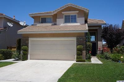 Canyon Country Condo/Townhouse For Sale: 26632 Isabella Parkway