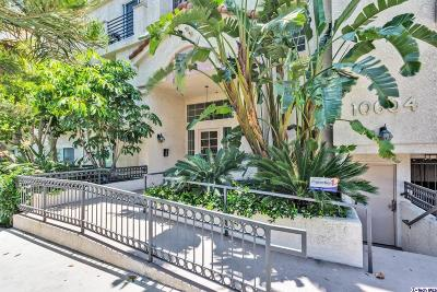 Toluca Lake Condo/Townhouse Active Under Contract: 10604 Valley Spring Lane #101