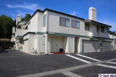 Sunland Condo/Townhouse For Sale: 10508 Sunland Boulevard #4