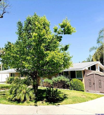 Woodland Hills Single Family Home For Sale: 6200 Oakdale Avenue