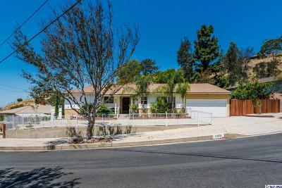 Sun Valley Single Family Home For Sale: 8461 Outland View Drive