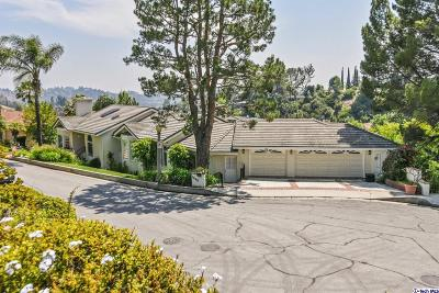 Pasadena Single Family Home For Sale: 1323 Marianna Road