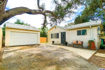 Sunland Single Family Home Active Under Contract: 8220 Oswego Street