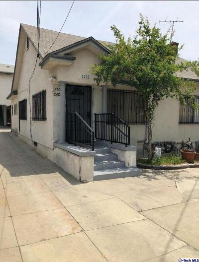 Hollywood Rental For Rent: 1532 North Mariposa Avenue