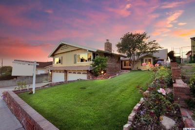 Burbank Single Family Home For Sale: 1011 Delaware Road