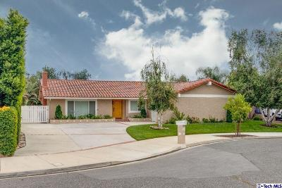 Simi Valley CA Single Family Home For Sale: $709,000