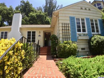 Los Angeles County Single Family Home Active Under Contract: 3222 Vickers Drive