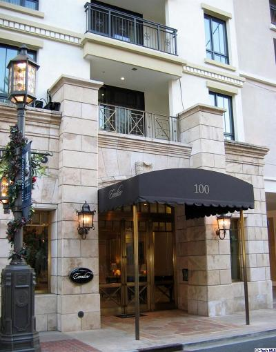 Glendale Condo/Townhouse For Sale: 476 Caruso Avenue