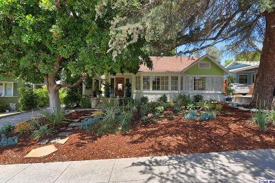Eagle Rock Single Family Home For Sale: 5137 North Maywood Avenue