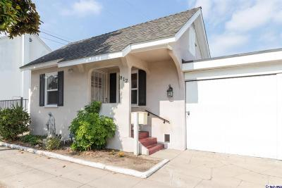 Glendale Single Family Home Active Under Contract: 812 South Columbus Avenue