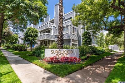Pasadena Condo/Townhouse For Sale: 1097 Blanche Street #125