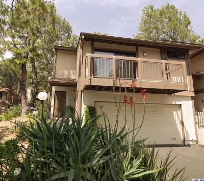 Sun Valley Condo/Townhouse For Sale: 10831 Roycroft Street #13
