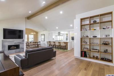 La Canada Flintridge Single Family Home For Sale: 1633 Orange Tree Lane