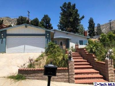 Sylmar Single Family Home For Sale: 13822 Graber Avenue