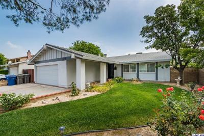 Los Angeles County Single Family Home Active Under Contract: 22718 Rio Gusto Court