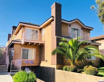 Glendale Condo/Townhouse For Sale: 425 West California Avenue #102