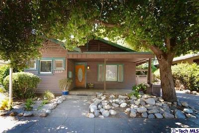 South Pasadena Single Family Home Active Under Contract: 1117 Glendon Court