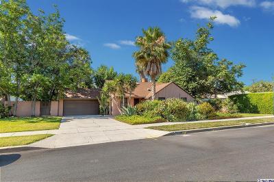 Northridge Single Family Home For Sale: 17356 Roscoe Boulevard