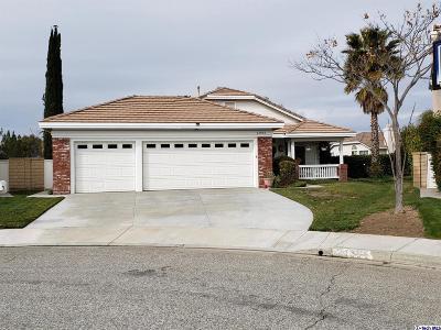 Valencia Single Family Home For Sale: 23939 Hammond Court