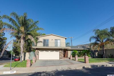 Sylmar Single Family Home For Sale: 14031 Winlaw Avenue