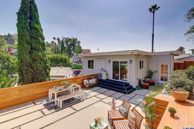 Single Family Home For Sale: 2154 Ivar Avenue