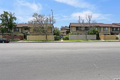 Sun Valley Condo/Townhouse For Sale: 8601 Sunland Boulevard #15
