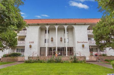 Glendale Condo/Townhouse Active Under Contract: 1146 East Lexington Drive #205