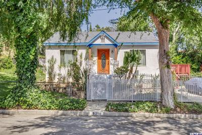 Los Angeles Single Family Home For Sale: 3210 Edloft Avenue