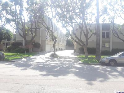 Pasadena Condo/Townhouse For Sale: 137 North Oak Knoll Avenue #17