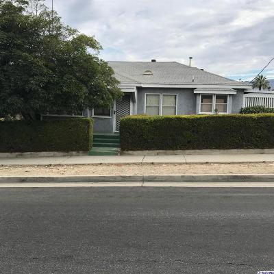 Tujunga Single Family Home For Sale: 7731 Summitrose Street