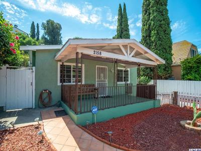 Single Family Home Active Under Contract: 2158 Echo Park Avenue