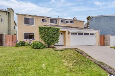 Mar Vista Single Family Home Active Under Contract: 12632 Milton Street