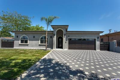 North Hills Single Family Home Active Under Contract: 16257 Londelius Street