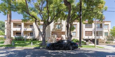 Pasadena Condo/Townhouse Active Under Contract: 430 North Holliston Avenue #206