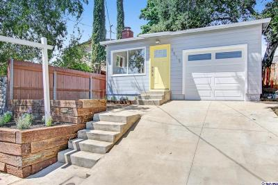 Los Angeles County Single Family Home For Sale: 6815 Haywood Street