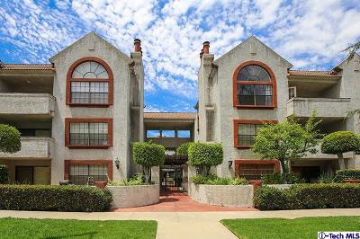 South Pasadena Condo/Townhouse For Sale: 130 Monterey Road #109