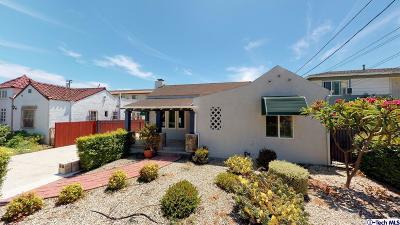Glendale Single Family Home For Sale: 1014 East Windsor Road