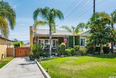 Los Angeles County Single Family Home For Sale: 1640 West Kenneth Road