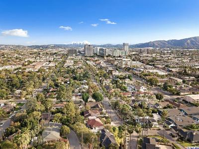 Glendale Single Family Home For Sale: 1455 Dwight Drive