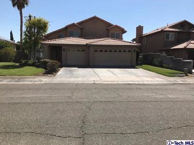 Cathedral City Single Family Home For Sale: 28290 Avenida Primavera