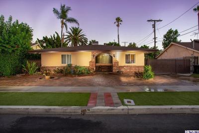 Single Family Home For Sale: 13810 Enadia Way