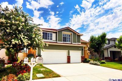 Stevenson Ranch Single Family Home For Sale: 25676 Moore Lane