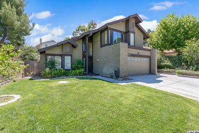 Los Angeles County Single Family Home For Sale: 23030 Tupelo Ridge Drive Drive