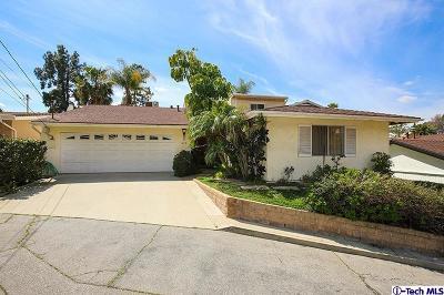 Glendale Single Family Home For Sale: 515 East Mountain Street