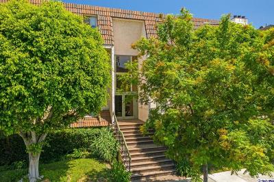 Glendale Condo/Townhouse For Sale: 409 Burchett Street #217