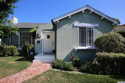 Pasadena Single Family Home For Sale: 2075 Las Lunas Street
