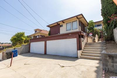 Single Family Home For Sale: 328 Parkman Avenue