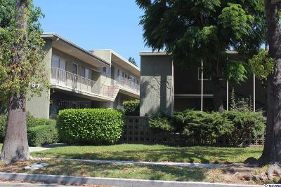 Glendale Condo/Townhouse For Sale: 587 South Street #7