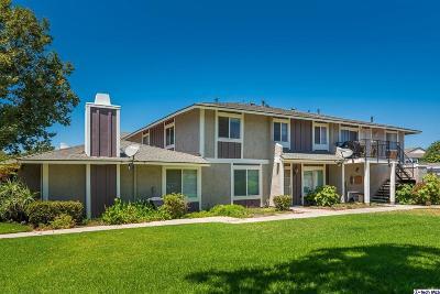 Ventura County Condo/Townhouse For Sale: 581 Spring Road #58