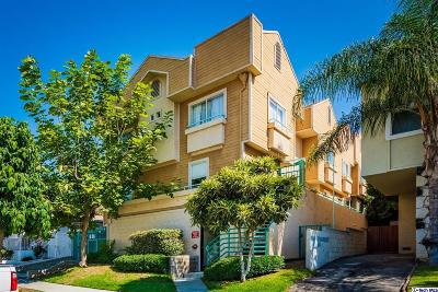 Los Angeles County Condo/Townhouse For Sale: 1421 5th Street #1